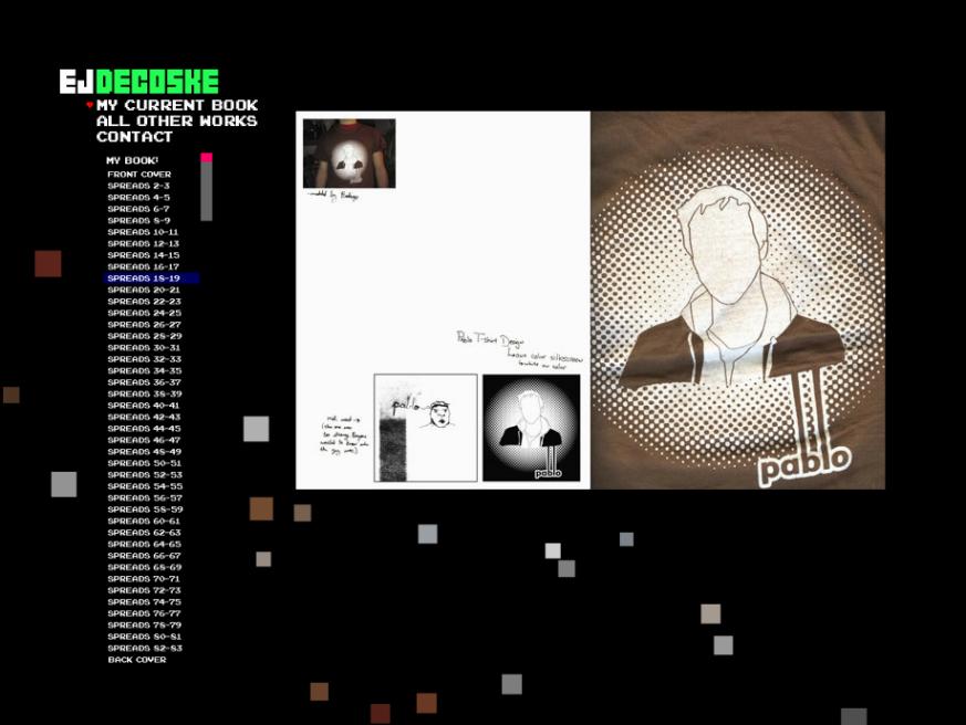 EJDeCoske.com (2006)